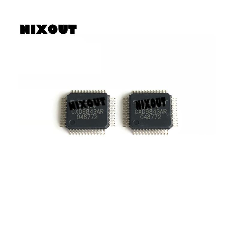 5 pçs/lote CXD9843AR CXD9843 QFP NOVO Original Em Estoque (Grande Desconto se você precisar de mais)