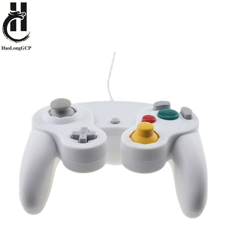 Multi Cor Wired Controller para Nintendo Gamecube Controller Gamepad Console Para N-GC game console de Controle
