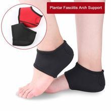 Plantarfasziitis Spurs Socken Schmerzen Relief Ferse Pads Männer Frauen Fuß Pflege Fasciitis Behandlung Spur riss schmerzen relief ferse pad