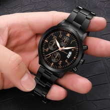 Watches Men 2019 Top Brand Luxury Quartz Sports Military Men's Wrist Watches Fashion Male Clock For relogio masculino reloj h