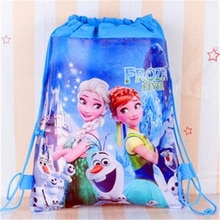 Bolsa de dibujos animados para niños de la princesa