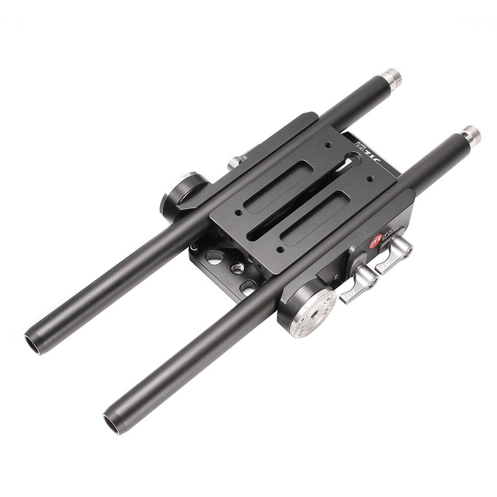Универсальная БЫСТРОРАЗЪЕМНАЯ qr-пластина JTZ DP30, для повторного фокуса, 15 мм, штанга для Sony ARRI RED A7 A7S A7RI A7RM2 A6500 A7000 GH4 C100