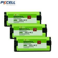 3 упак. 2,4 V 850mAh Ni-MH 5/4AAA * 2 AAA батарея для Panasonic HHR-P105 KX-242 KX2420 KX-2421 KX2422