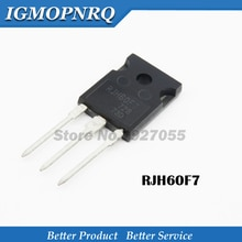 5pcs/lot RJH60F7 RJH60F IGBT 600V 90A 328.9W TO-3P good quality new original free shipping