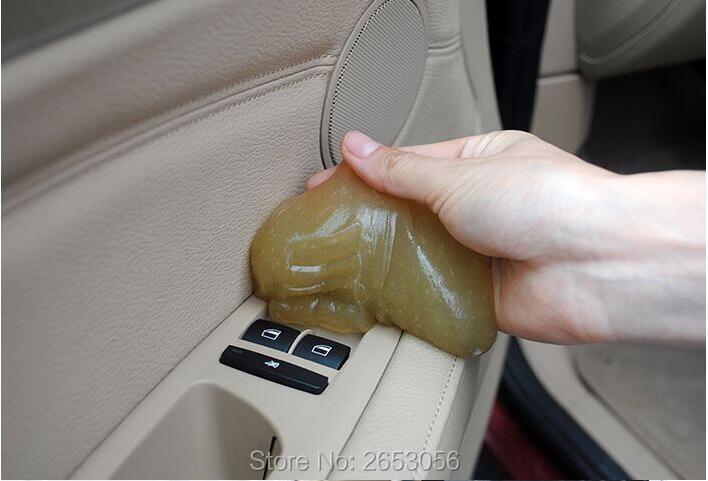 Ho Car-Styling herramienta limpia Auto Universal Cyber superlimpio pegamento coche limpieza esponja productos microfibra polvo herramientas barro Gel mercancías