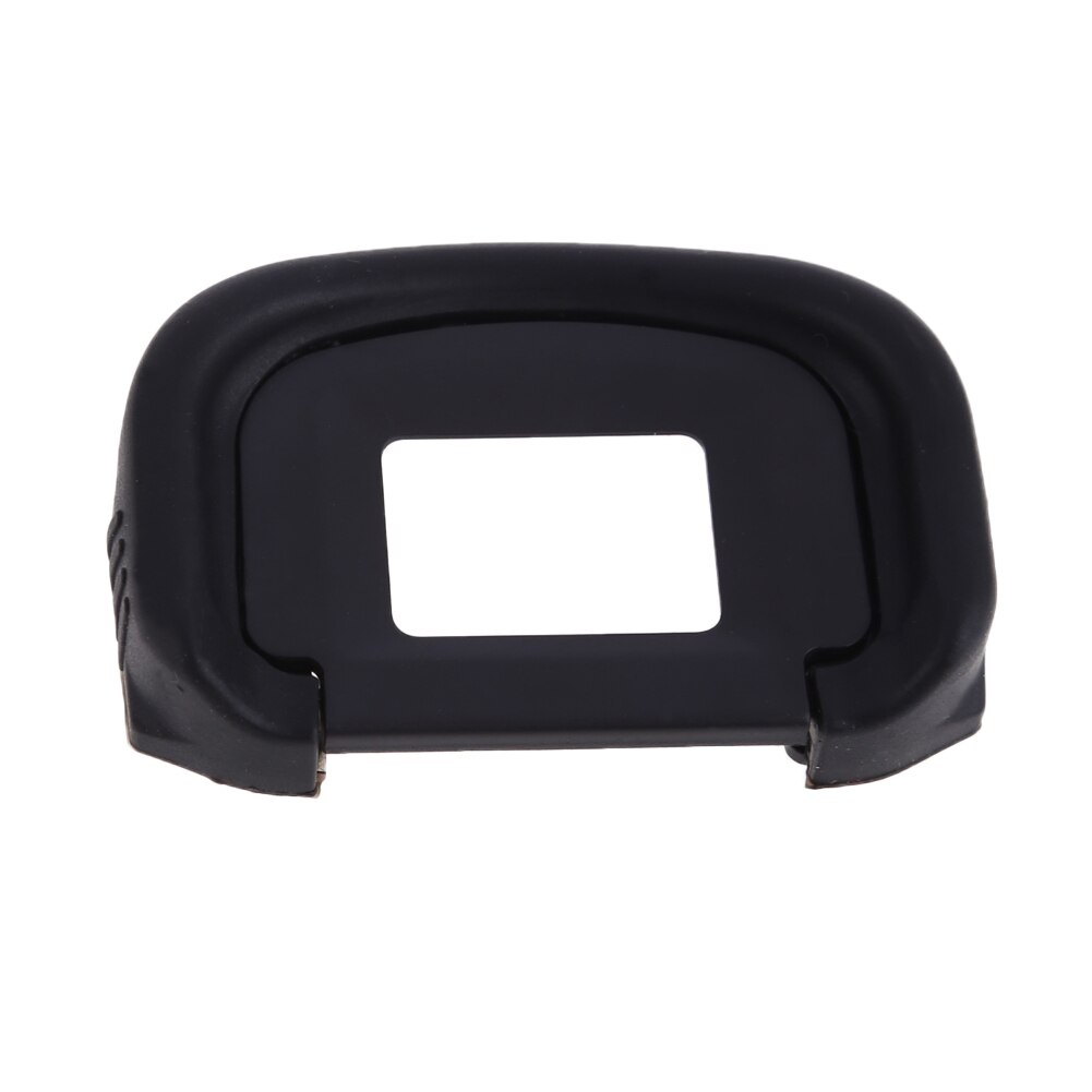 1 ud. Taza de goma nueva objetivo ojo visor negro Cámara tiro objetivo ojo taza para Canon EG 7D 1D3 1DX 5D3 cámaras
