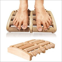 Kit de Sauna à roulettes en bois   Kit de Massage, soulagement du Stress, thérapie de santé, Massage relaxe, accessoires pour le sauna