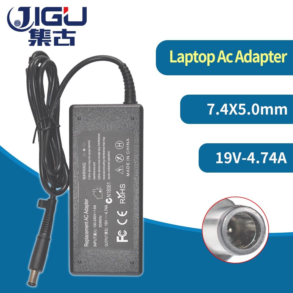 Ordenador portátil AC adaptador de 19v 4.74a 7,4mm * 5,0mm 90w para HP Compaq portátil de 2230s 2510p 2710p 6510b 6910p