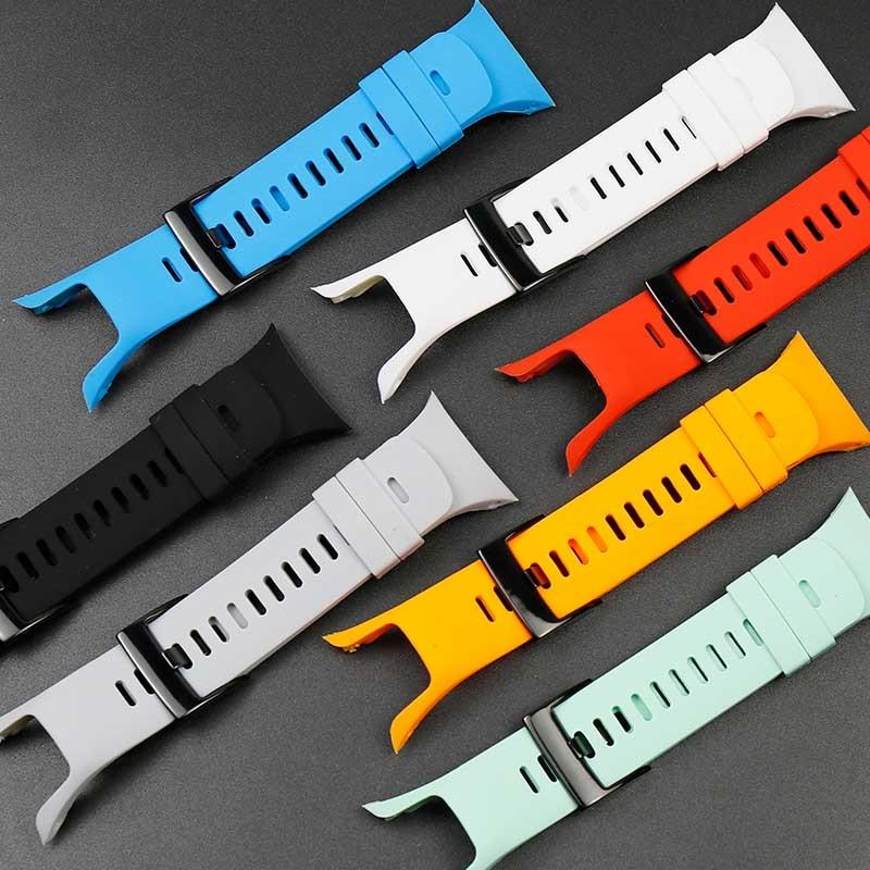 Accesorios de reloj para Suunto Spartan Trainer, pulsera deportiva de silicona para...