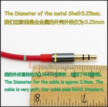 1.3 m Casque Câble Pour Lâme SL150BU SL150 CB SL150BW SL300 GG HD SL100 BO SL100RB SL100UB LN004566