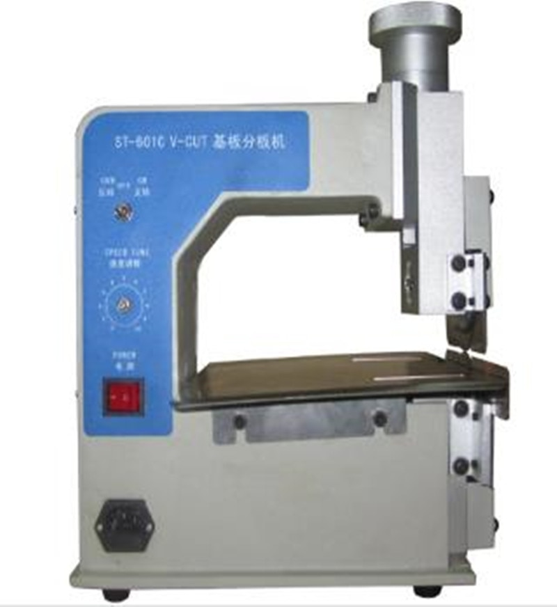New V Cut Groove PCB Separating Separator Cutting Machine