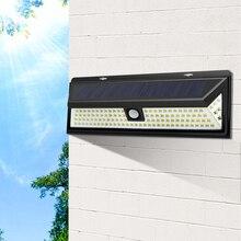 Motion Sensor Outdoor Wall Light Garden Courtyard Night Solar Wall Lamp Buitenverlichting Luces Exterior LED Outside Lighting