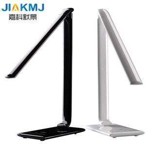 2017New10W USB LED eye protection led desk lamp adjustable work study light dimmer desk lamp-book-reading led folding lamp