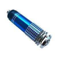 Portable Mini DC12V Vehicle Car Air Purifiers Auto Car Fresh Air Anion Ionic Purifier Oxygen Bar Ozone Ionizer Fresher 2028