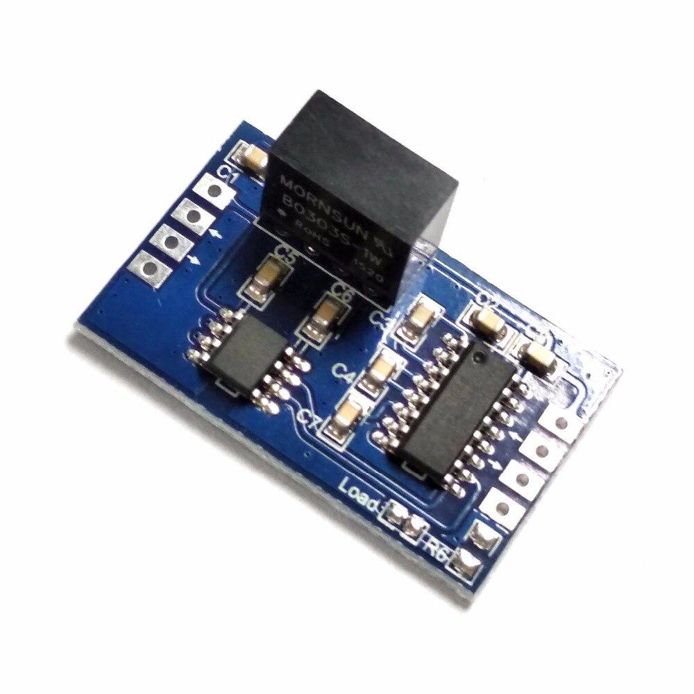 Adaptador convertidor ttl rs232 aislado