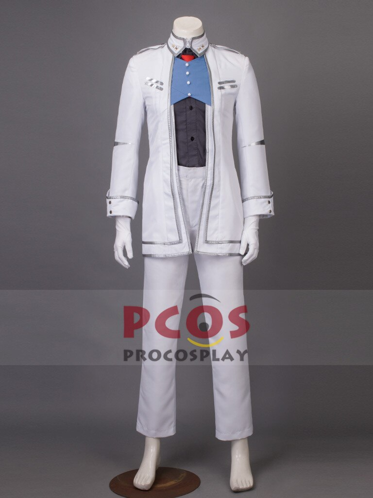 RWBY Atlas James Ironwood Cosplay Costume mp003306