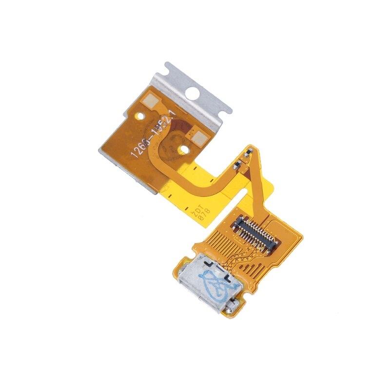 Usb-разъем для зарядки, гибкий кабель для Sony Xperia Tablet Z SGP311 SGP312 SGP321