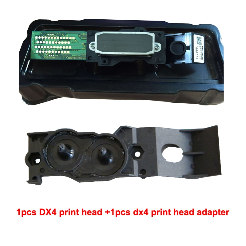 Original DX4 Printhead ECO Solvent New Dx4 Print Head for Epson Roland vp 540 for MIMAKI JV2 JV4 VP540 VP300 RS540 printer