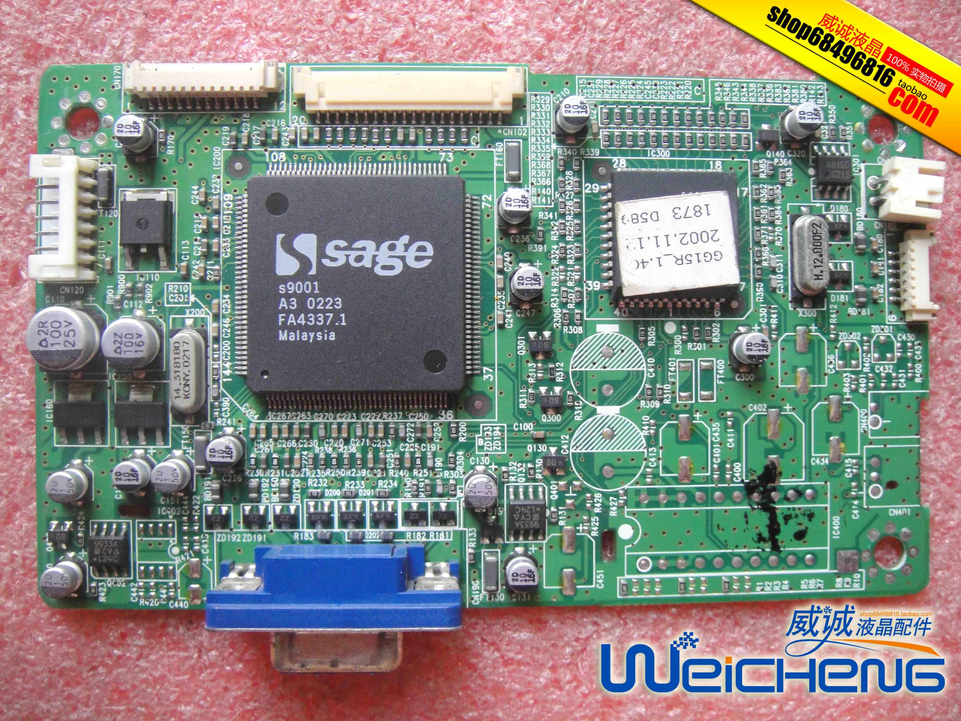 GH151S Placa de controlador de BN41-00149A