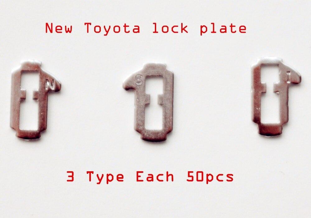 Car-Lock Locking Reed Placa Para Toyota Camry Corolla NÃO. s. n.1 Bloqueio Reed (3 modelo) Total de 150PCS