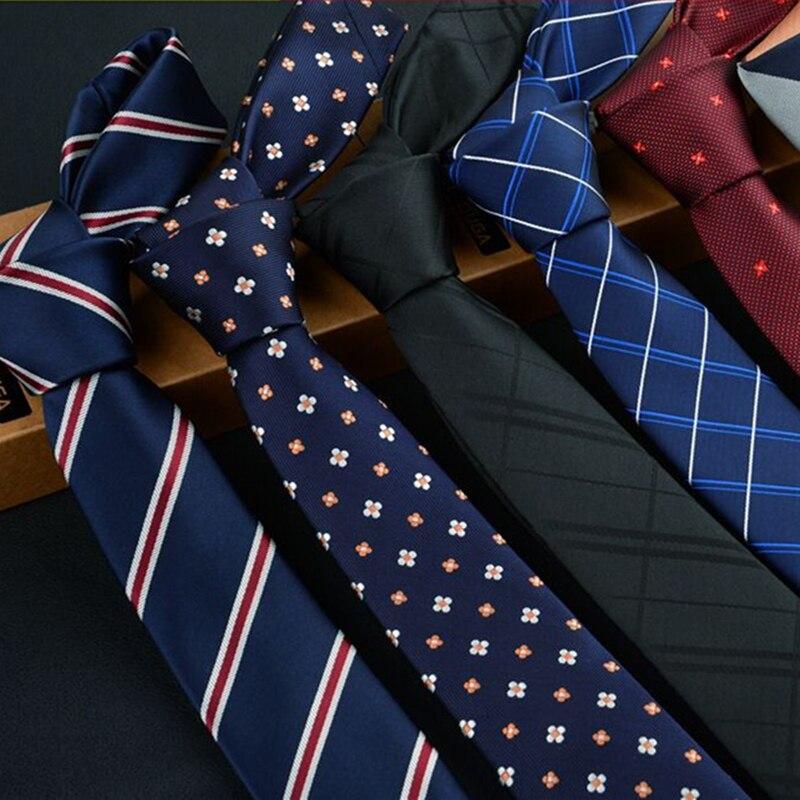 Галстук Тощий, 6 см, галстуки для мужчин, свадебное платье, галстук, модный, в клетку, для бизнеса, gravatas para homens, тонкая рубашка, аксессуары, партия