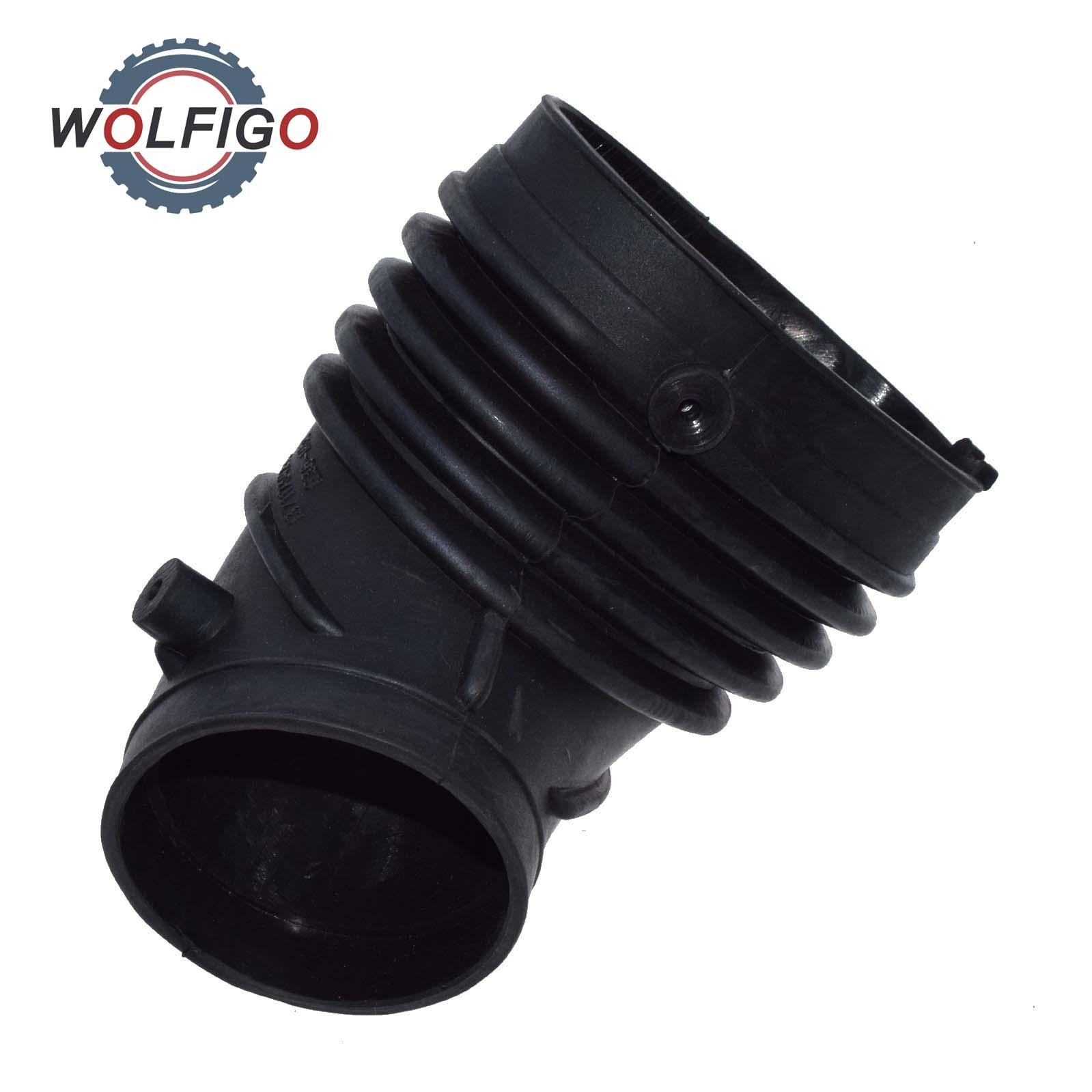 WOLFIGO Новый расходомер воздуха загрузки впускной шланг дроссельной заслонки для BMW E36 318i 318is E36 1.8L 1992 1993 1994