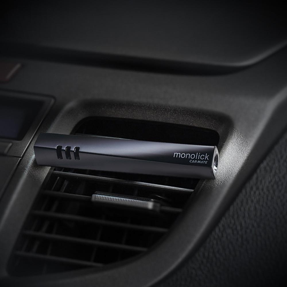 Fragancia de olor Natural montada en aire acondicionado ambientador de ventilación de aire Auto accesorios Perfume de coche Universal