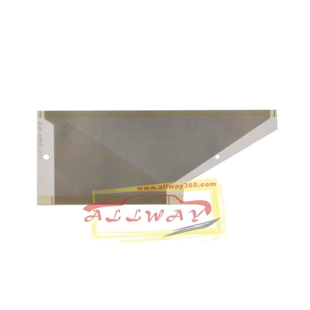 Tablero de instrumentos cable plano para OPEL ASTRA G información herramienta de reparación de píxeles de pantalla