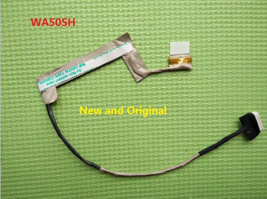 LCD de ordenador portátil Cable para CLEVO WA50SH EDP 6-43-WA501-021-1N/W860CU 6-43-W8601-030 12 11 20 10