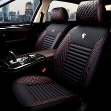 leather auto universal car seat cover cushion for hyundai i20 i30 i40 ix 25 ix 35 ix25 bandeja creta ix35 getz grand veloster
