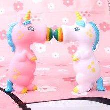 Dadaism Unicorns Vent Bal Knijpen Gags Bananasplit Toy Anti Stress Bal Fun Antistress Speelgoed Grappige Cartoon Animal