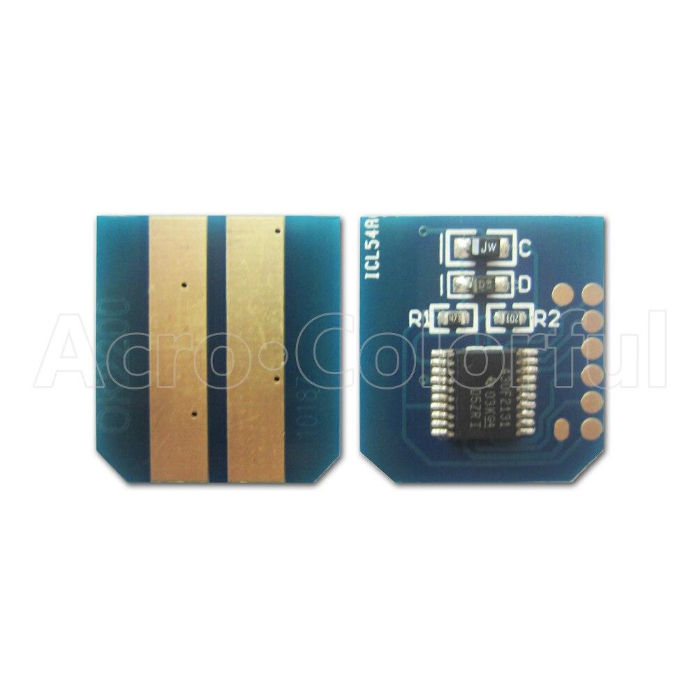2K 43640301 тонер-чип для OKI B2200 B2400 для лазерного принтера копировальной машины Заправка картриджей