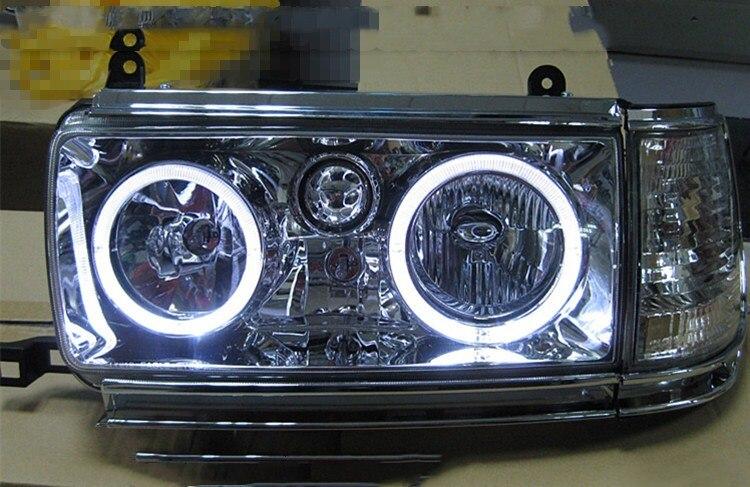 EOsuns-ensemble de phares pour Toyota Land Cruiser LC80 FJ80 4500   2 pièces