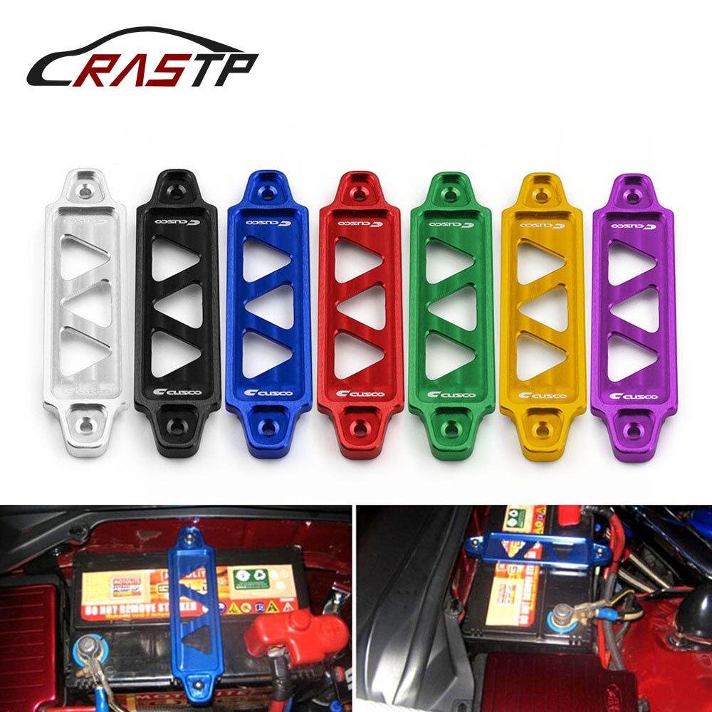 Алюминиевый аккумулятор RASTP - Cusco для Honda Civic, EG, EK, DEL SOL, S2000, Acura Integra, RS-BTD003