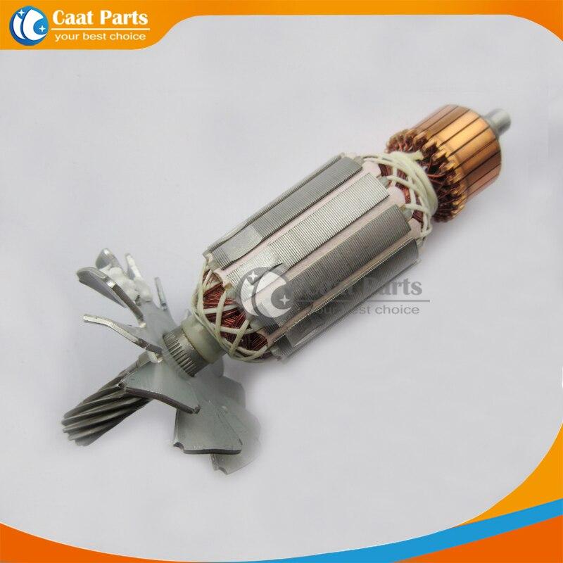Free shipping!  AC 220V 11-Teeth  Drive Shaft electric circular saw  rotor for Hitachi C7(185), High quality !
