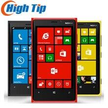 Оригинальный разблокированный мобильный телефон Nokia Lumia 920, Windows, двухъядерный, 32 ГБ, 8,7 МП, 3G, GPS, Wi-Fi, 4,5 дюйма, сенсорный экран, Восстановленный