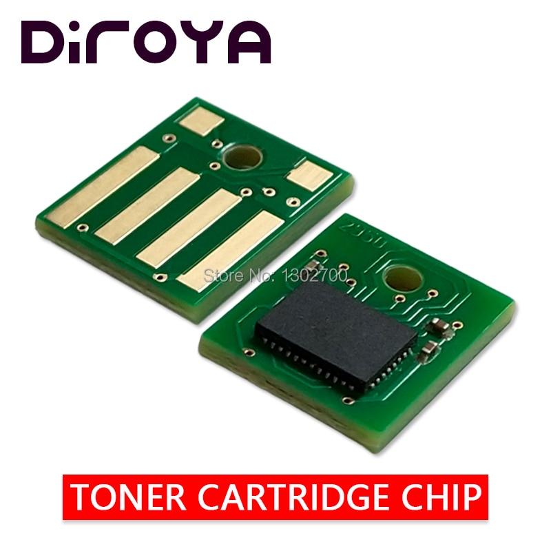 Chip de cartucho de tóner 5 K Medio Oriente/África 50F5H00 505 H para lexmark MS310 MS312 MS410 MS415 MS510 MS610 MS310dn polvo restablecer
