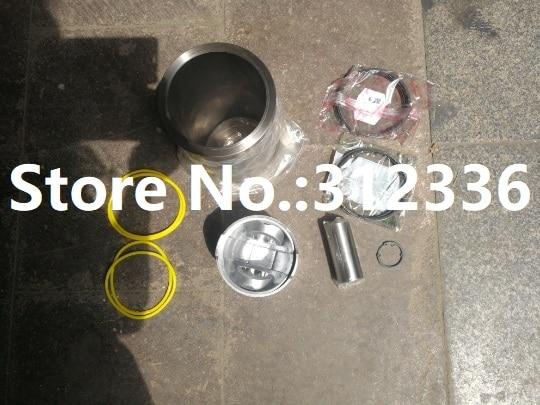 Envío rápido motor diésel Changchai Changfa S1100 pistón Pin Ring vórtice cilindro cabeza traje para otra marca china