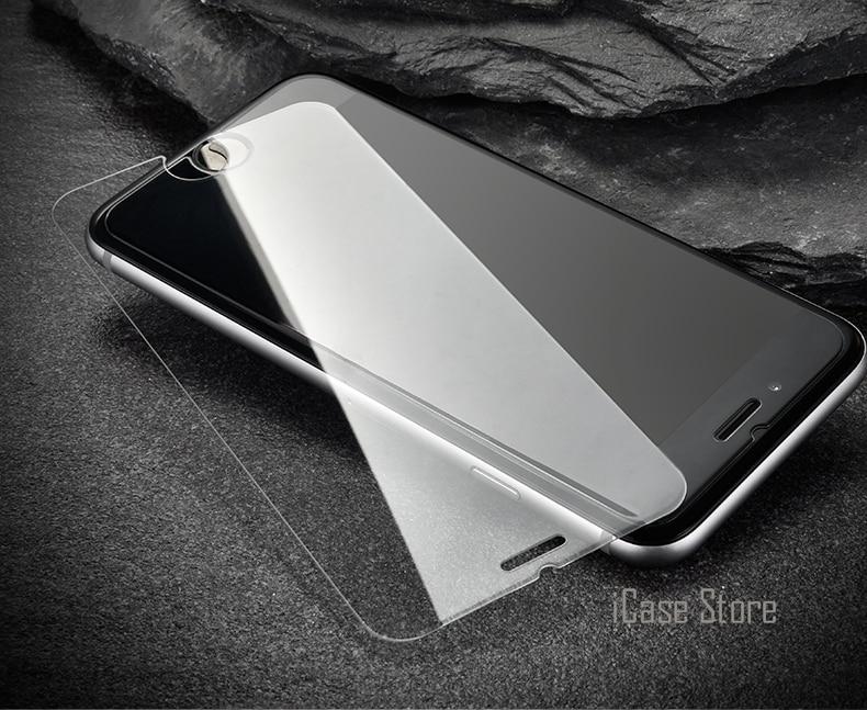 Qualidade superior 0.26mm 9h vidro temperado à prova de explosão para iphone 4 4S 5 5S se 5c 7 6s 6 plus filme protetor anti quebra de tela