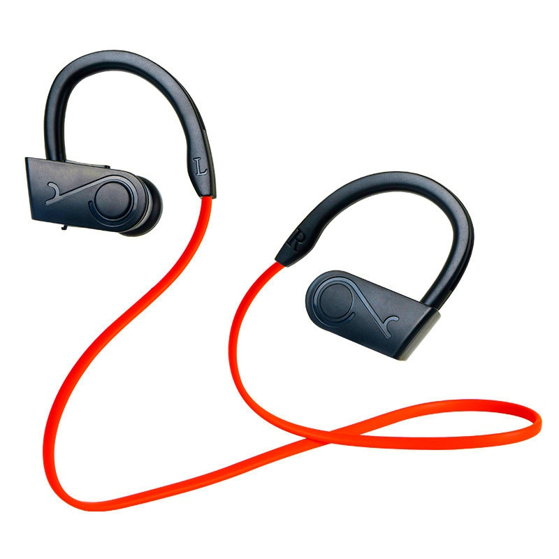 Auriculares inalámbricos Bluetooth auriculares deportivos resistentes al agua reducción de ruido auriculares estéreo con micrófono para teléfono móvil