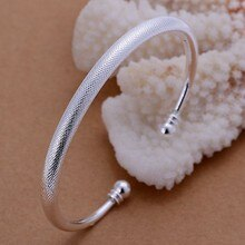 Bijoux en argent 925 bijoux en argent plaqué bracelet bracelet de mode/MAHDEKGV UODJUHQE