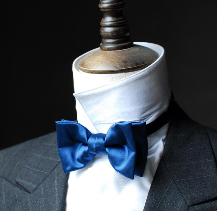 4 Color Fashion Wedding Bowtie Mens ties Party gift Bow tie