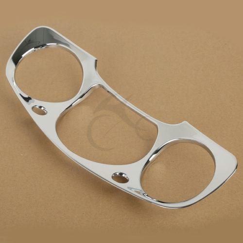 كروم عداد سرعة لدرجة نارية مقاييس غطاء لهوندا-GOLDWING GL1800 2001-2005