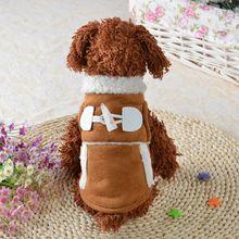 Winter Haustier Hund Kleidung Mantel Bekleidung Hund Warme Motorrad Weste Kostüm Kleidung für Katze Kleine Hund Jacke Outfit