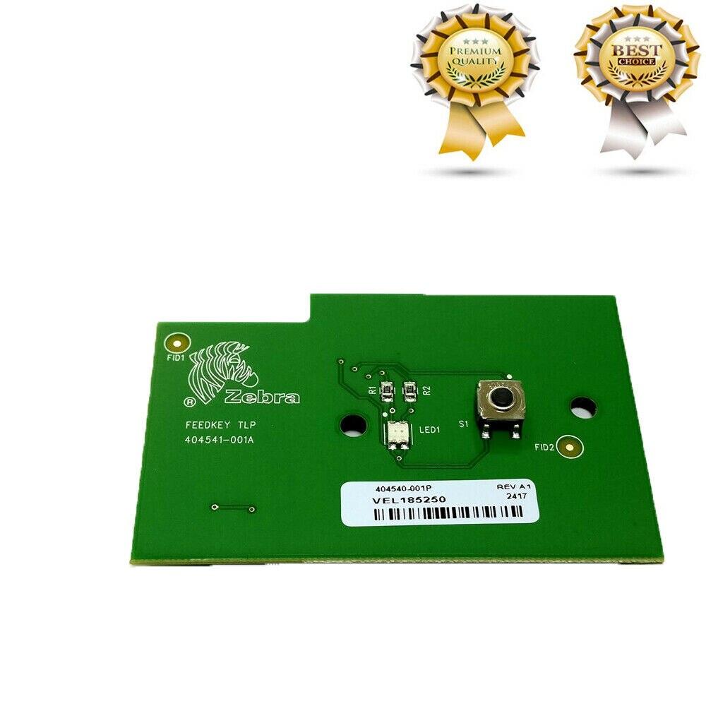 P216566A Button Botón de interruptor de placa PCBA para impresora Zebra GK420 GX420