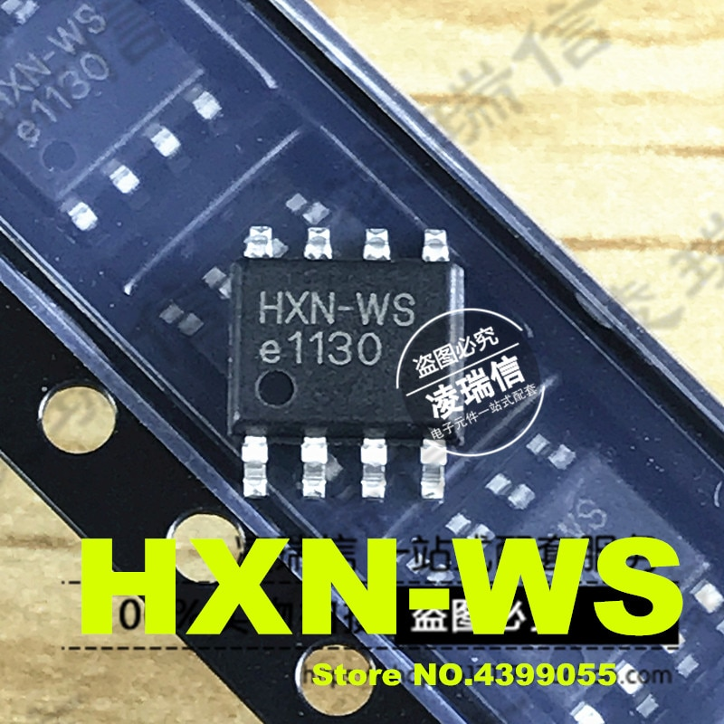 (20 PCS) HXN-WS original novo