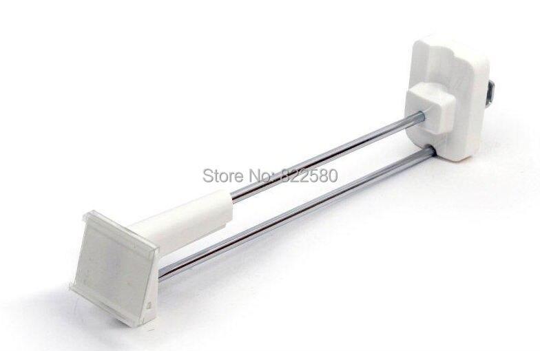 25cm slat wall board security hook Security Display hook 200pcs hook+6 pcs detacher enlarge