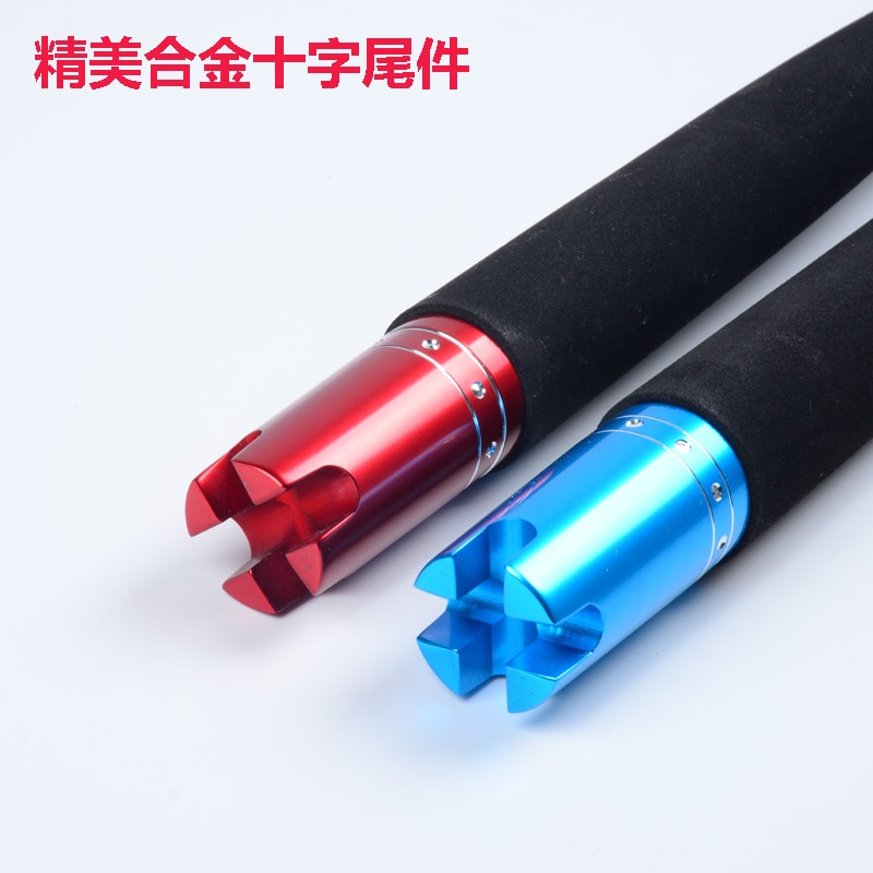 2017 SEEKBASS New japan Full fuji parts jigging rod  37KGS boat rod blue and red color jig rod ocean fishing rod One Section enlarge