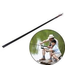 45 Cm canne à pêche conseils pointe de rechange Taiwan canne à pêche pointe solide et creux carbone tige accessoires