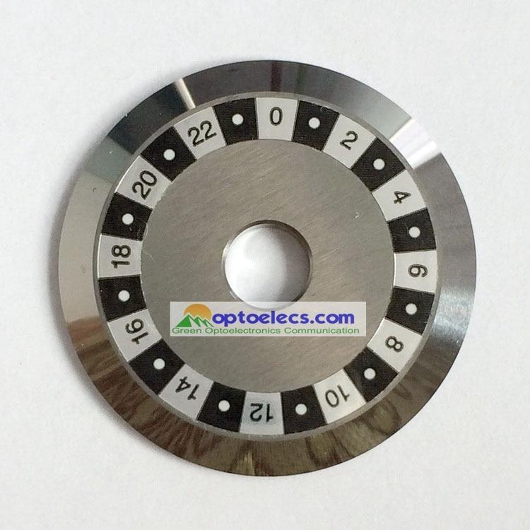 5 uds por lote Fitel S325 S326 S321 S323 S324 cuchilla de fibra B321 para FITEL S325A S326A cuchilla de fibra óptica 24 postitions